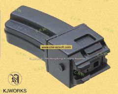 22rd Magazine for KC02 .22 Tactical Carbine GBB Rifle by KJ